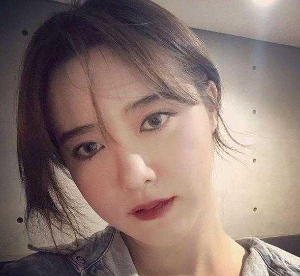 Goo Hye Sun 10 kilo aldığını açıklayarak dedikodulara son verdi