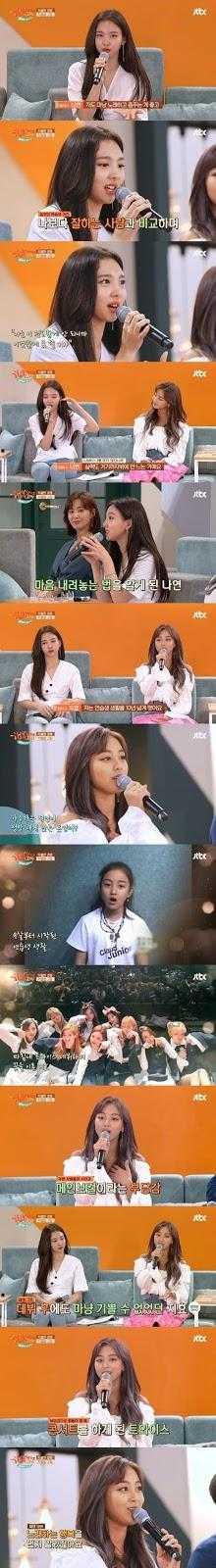 Jihyo ana vokal olmanın stresi sebebiyle ağladığını anlattı