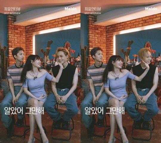 Hyuna'nın E'Dawn ile fazla tensel temas kurması sevgili dedikodularına sebep oldu?