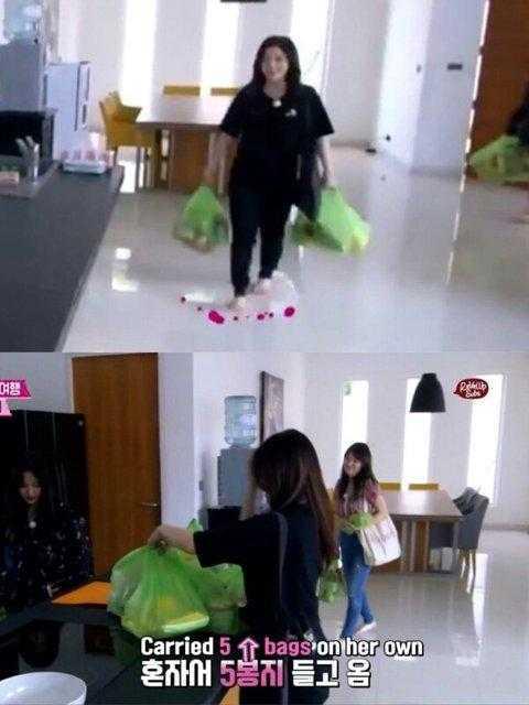 [PANN] Irene'in üyelerine karşı gösterdiği 'anne' yönü