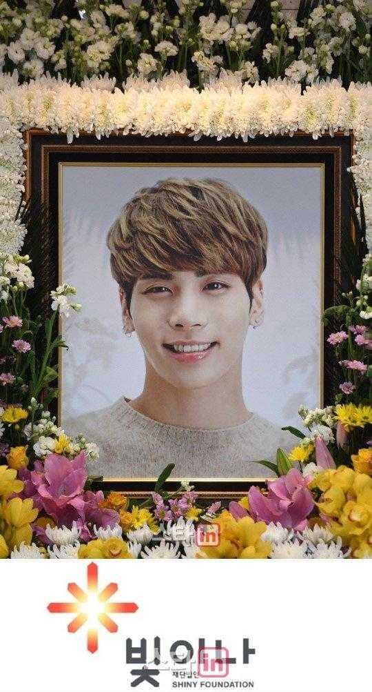 Jonghyun'un ailesi 'Shiny Vakfı'nı kurdu
