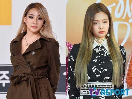 CL Twitter'da ona sataşan bir Jennie hayranına cevap verdi