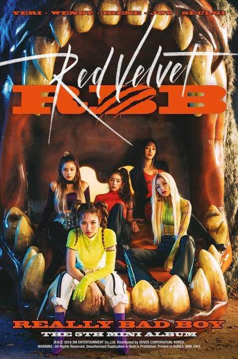[PANN] Red Velvet 30 Kasım'da dönüyor