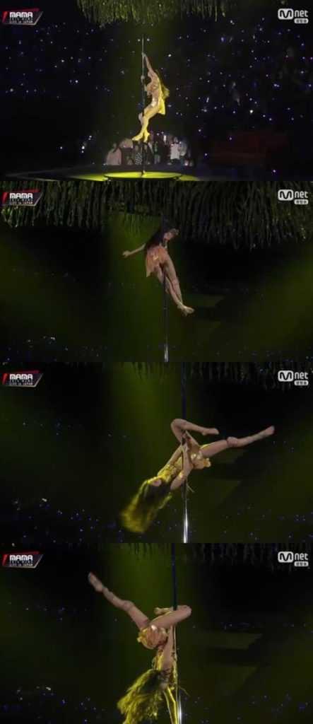 Mamamoo '2018 MAMA Japonya'da seksi bir performans sergiledi