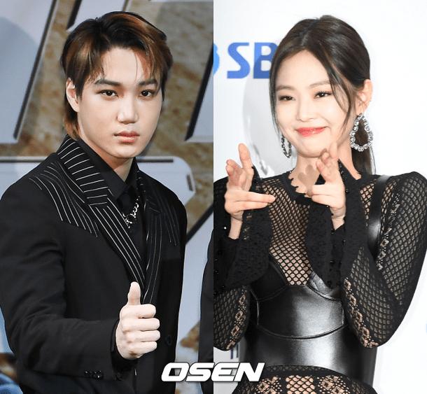 YG, Jennie ve Kai ilişkisinden haberi olmadığını iddia etti