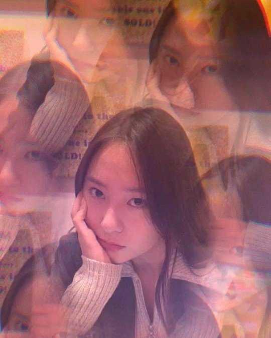 Krystal yeni bir resim paylaştı