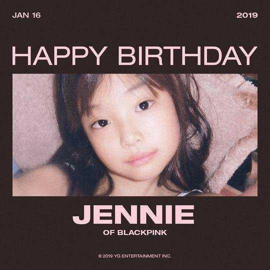 Yang Hyun Suk, Jennie'nin doğumgünü hakkında gönderi attı