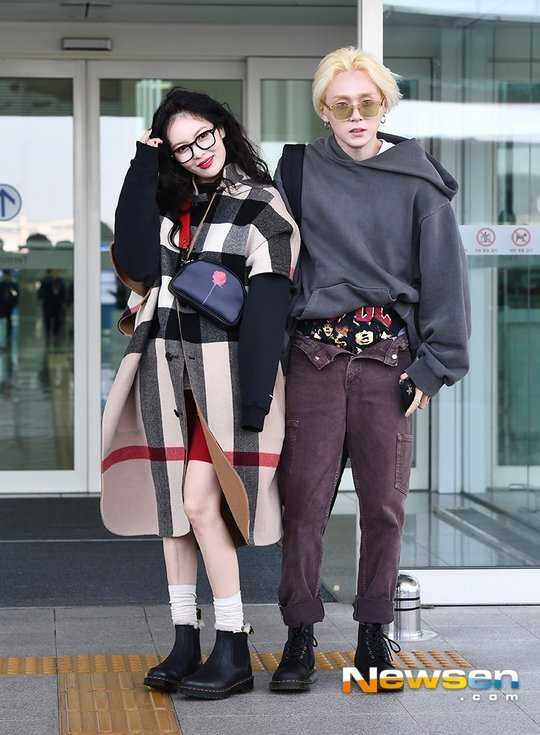 Hyuna ve E'Dawn yeni bir şirket arayışında