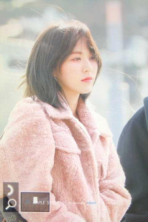 [PANN] Wendy'nin yeni kısa saçları beğeni topladı