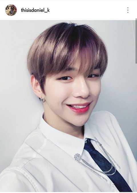 [PANN] Kang Daniel'in IG hesabı 11 saatte 1 milyon takipçiye ulaştı