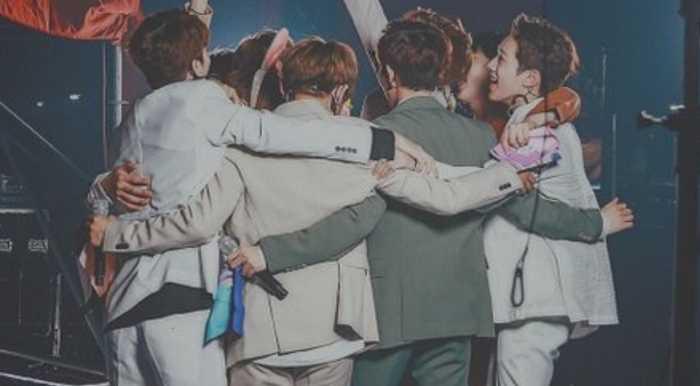 [PANN] Wanna One konserinin son gününü tamamlayarak elveda dedi