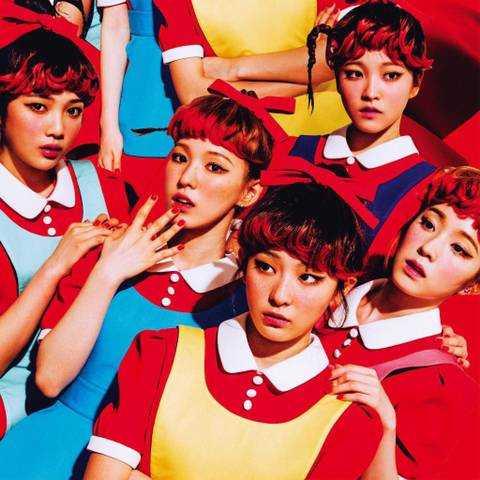 [INSTIZ] Red Velvet'in fotoğrafçıları, B-Cut fotoğrafları paylaştı