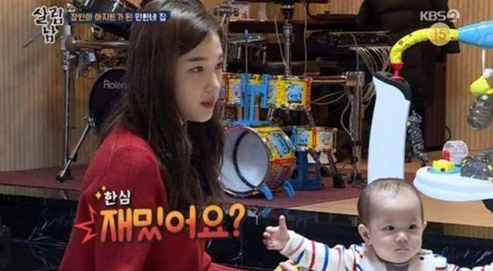 Choi Minhwan'ın diyetine uymaması Yulhee'yi sinirlendirdi