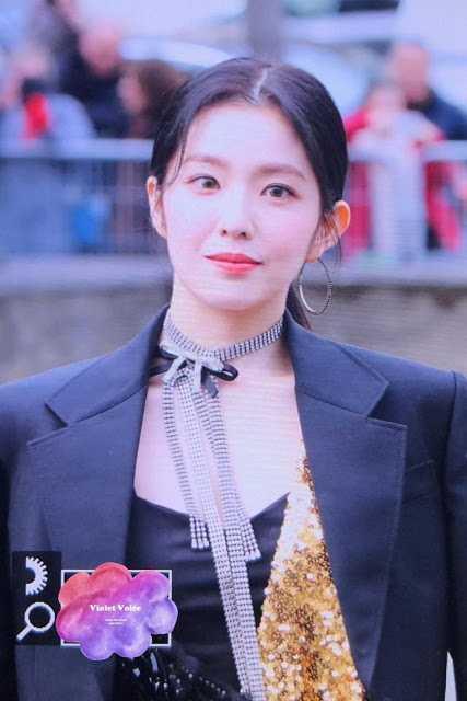 [THEQOO] Paris moda haftasına konuk olan Irene