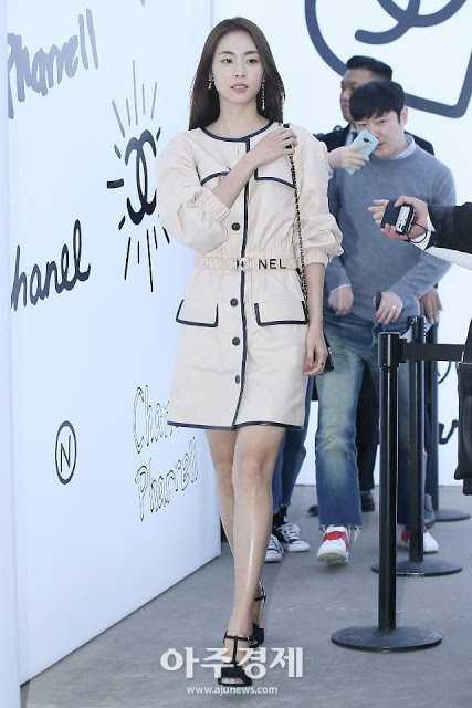 [THEQOO] Bugünkü Chanel etkinliğine konuk olan kadın ünlüler