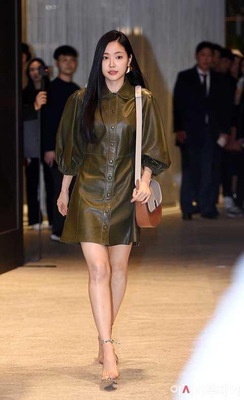 [PANN] Son Naeun bir etkinliğine konuk oldu