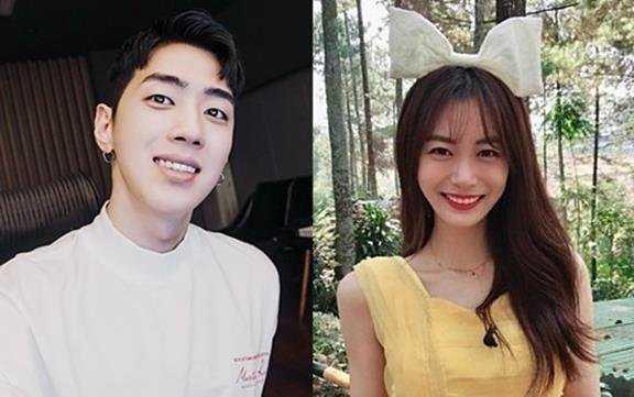 Gray, aktris Song Daeun ile ilişki haberlerini yalanladı