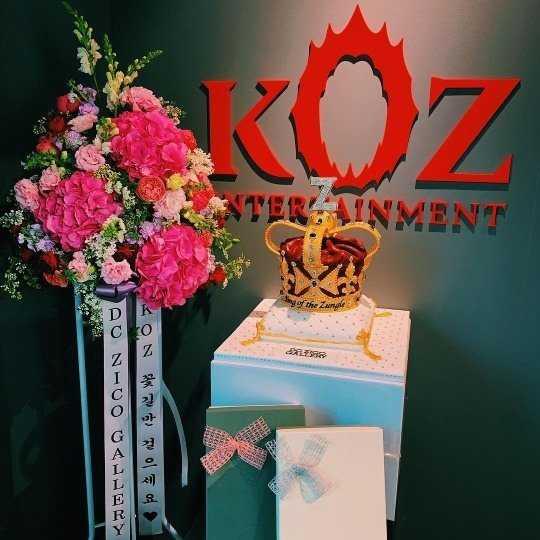 Zico yeni şirketinin 100. gününü kutladı