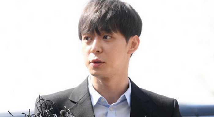 CJES Entertainment, Park Yoochun'la kontratını iptal etti