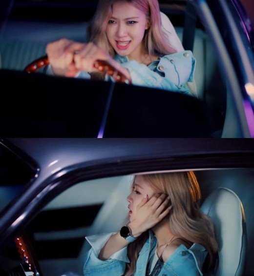 KBS, arabada emniyet kemeri takılmadığı için Black Pink'in 'Kill This Love' klibine ban verdi