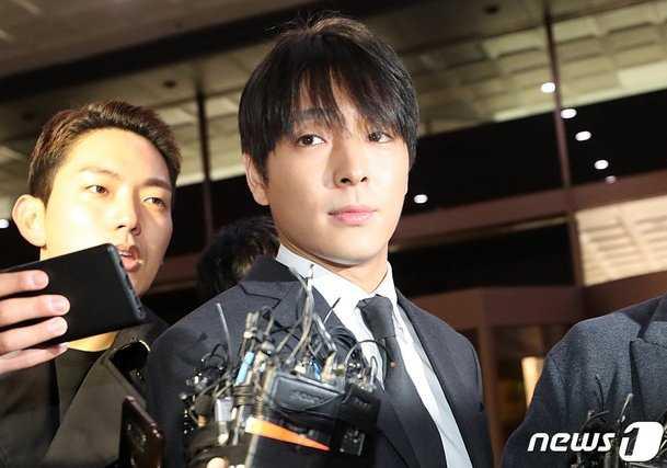 Choi Jong Hoon, gizli kamera videosu çektiği için tutuklandı