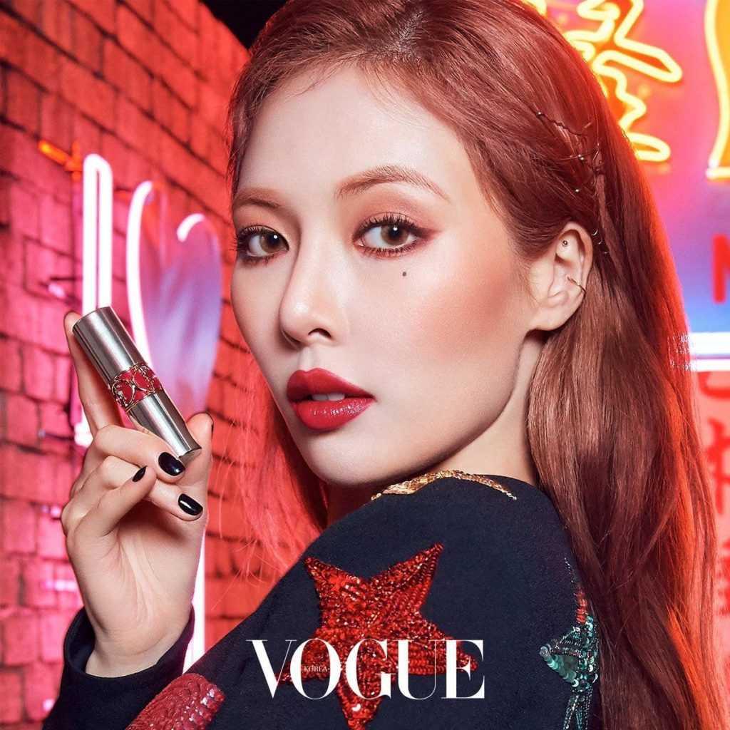 [THEQOO] Lüks makyaj markalarının yüzü olan kadın idoller