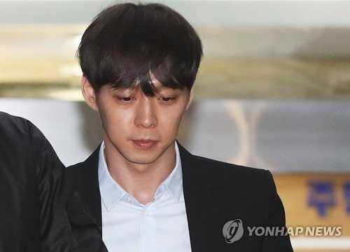 Park Yoochun, uyuşturucu testinin pozitif çıktığına inanamadı