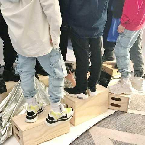 [PANN] BTS'in aşağıdan çekilmiş fotoğrafları
