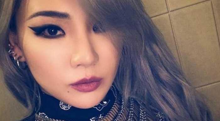 CL'in yeni selfiesinde sivri çenesi ilgi çekti