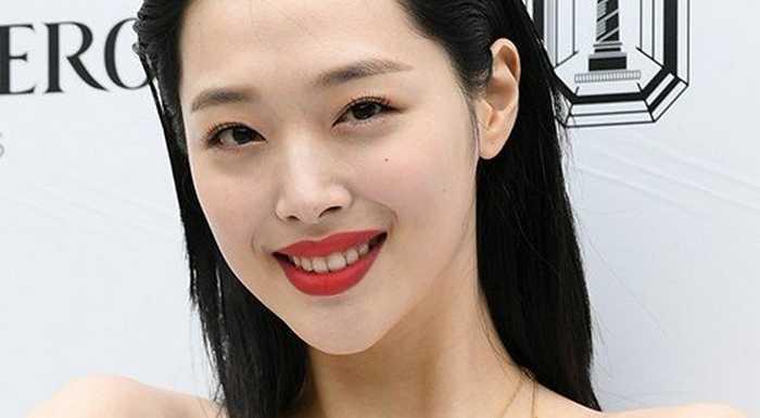 Sulli'nin kanlı resmi netizenleri endişelendirdi