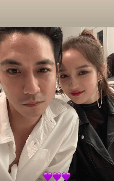 miss A Jia, Singapurlu bir chaebol ile sevgili?