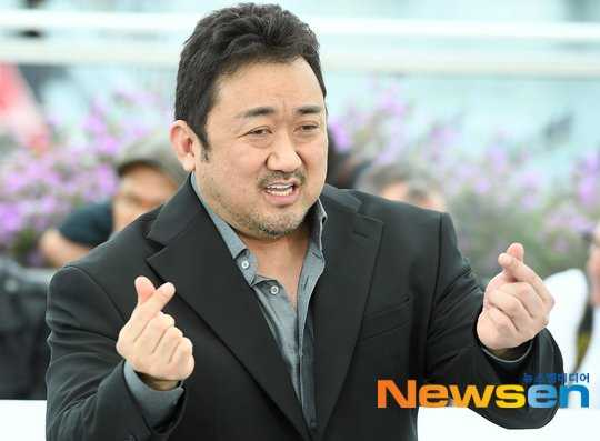 Ma Dong Suk, Cannes film festivaline konuk oldu