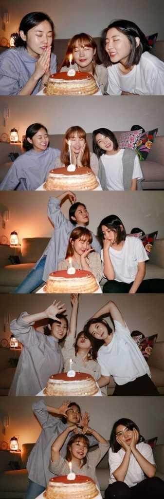 4minute, 10. yılını Hyuna'sız kutladı