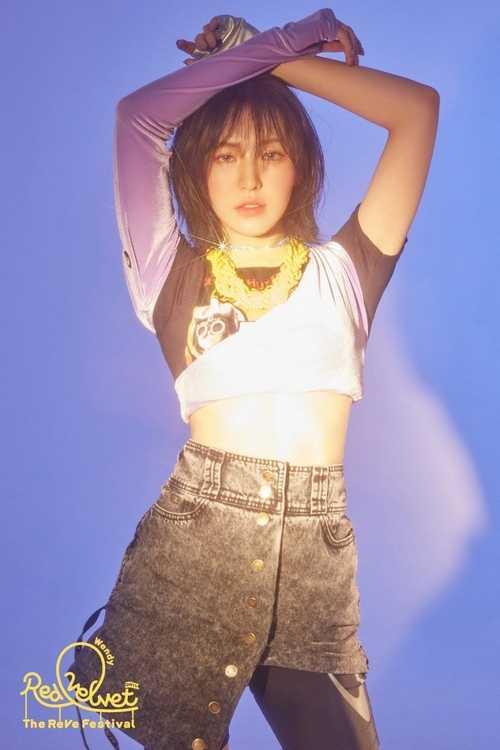 [THEQOO] Red Velvet Wendy'nin 'Zimzalabim' teaserları beğeni topladı