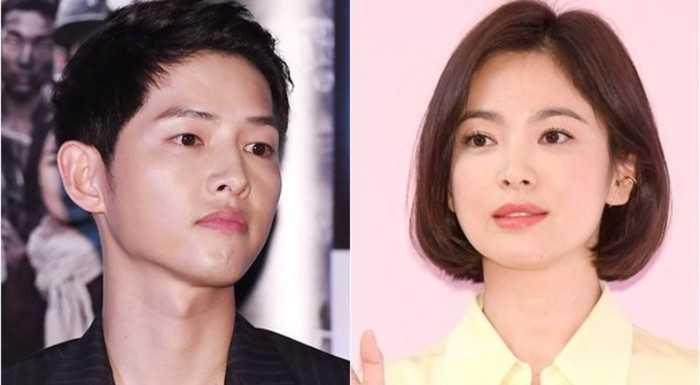 Song Joong Ki ve Song Hye Gyo çiftinin ayrılığı reklamlarını nasıl etkileyecek?