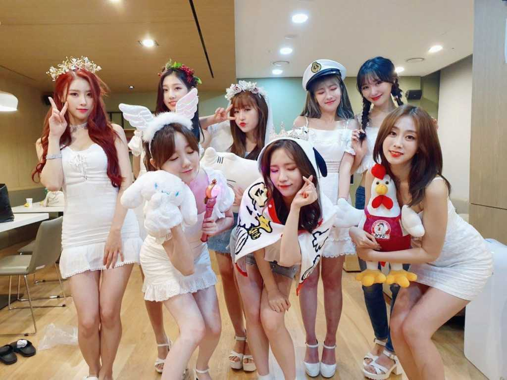 [THEQOO] 2019'da 50 binden fazla albüm satabilmiş 10 kız grubu