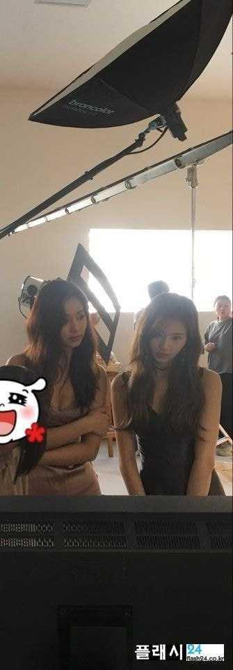 [THEQOO] Twice'ın 'görsel' olarak kabul edilen iki üyesi
