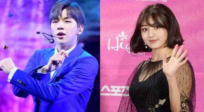 Im Seulong'un sosyal medya hesabı, Kang Daniel ve Jihyo'yu tanıştırdığı için nefret yorumlarıyla doldu
