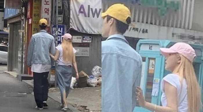 Netizenler JooE'nin ilişkisi olmadığına inanmıyor