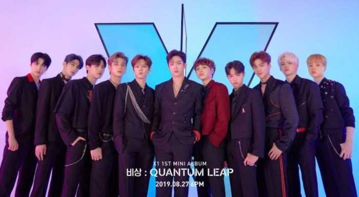 [THEQOO] X1'ın çıkış albümü satışları Wanna One'ı geçti?