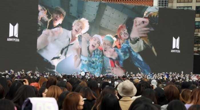 BTS'in Kore'ye ekonomik etkisi 10 yılda 56 trilyon wona ulaşacak