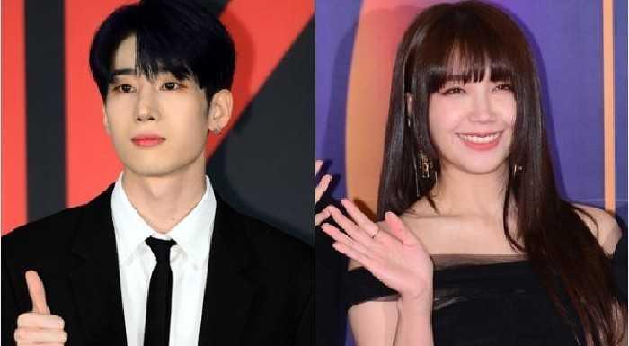 Jung Eunji ve Han Seungwoo sevgili haberlerini yalanladı