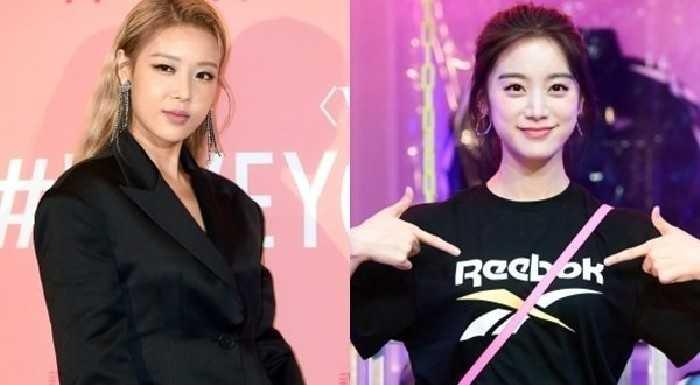Yoobin ve Hyelim, JYP'den ayrıldı