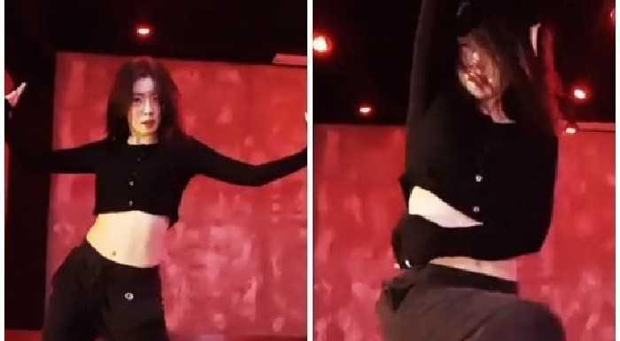 Red Velvet Irene seksi bir cover dans paylaştı