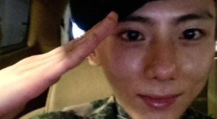 Jang Hyun Seung askerden döndü