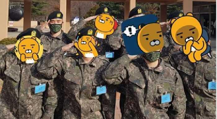 Seungri'nin askerden fotoğrafı geldi