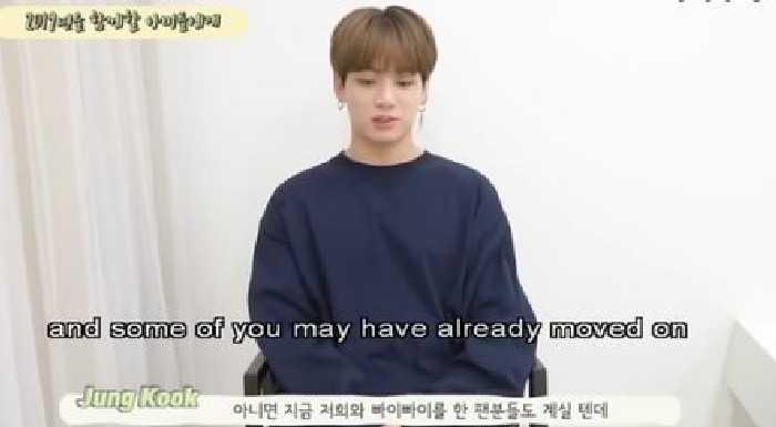 [PANN] Jungkook'un hayranlara mesajı duygulandırdı