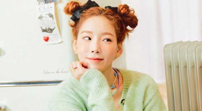 [THEQOO] Taeyeon'un 'Happy' şarkısı ve klibi yayınlandı
