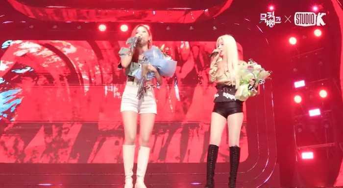 [PANN] RV Irene & Seulgi'nin encore performansı