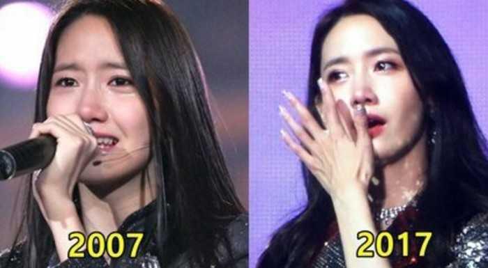 [PANN] Yoona'nın 10 yılda değişmeyen güzelliği